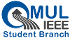 QMUL IEEE Student Branch Logo